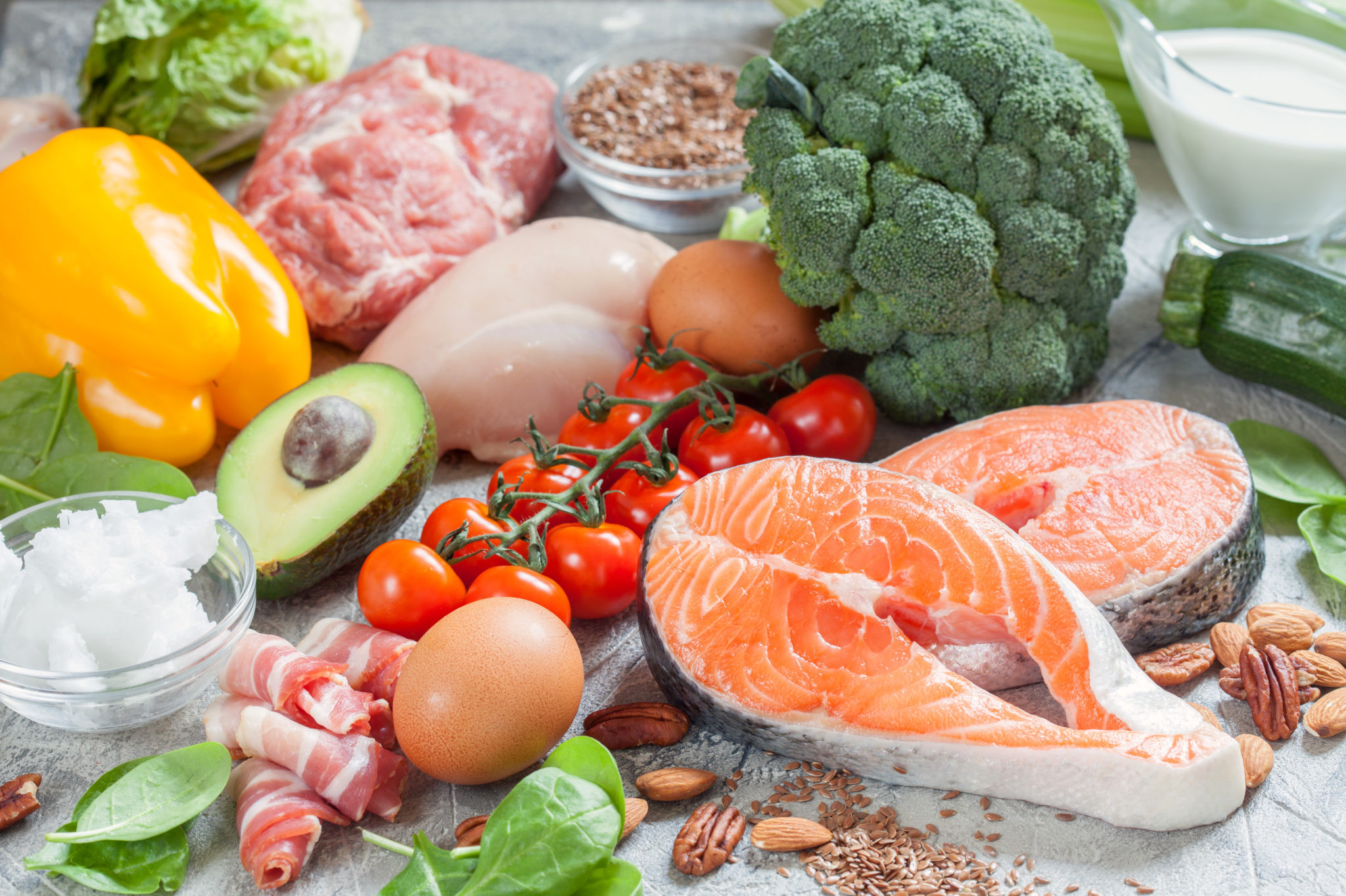 Is Keto Diet Good For Diabetes  e Man pares Ketogenic and Vegan Diets for Type 1