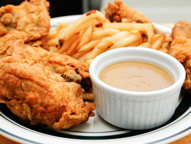 Is Kfc Gravy Vegetarian  Page 1 Fast Food Restaurants Copy Cat Recipes CDKitchen