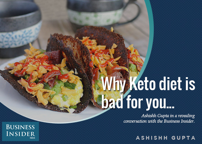 Is The Keto Diet Bad For You  Why Keto t is bad for you and can prove fatal
