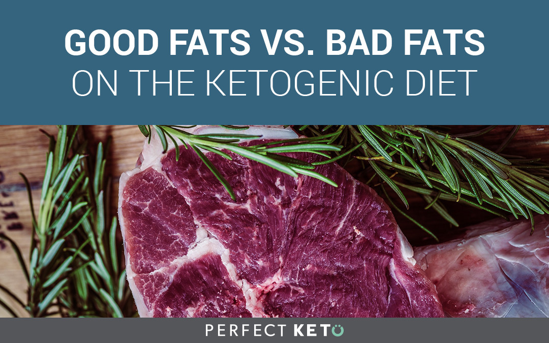 Is The Keto Diet Bad For You  What To Eat Good Fats vs Bad Fats on a Ketogenic Diet