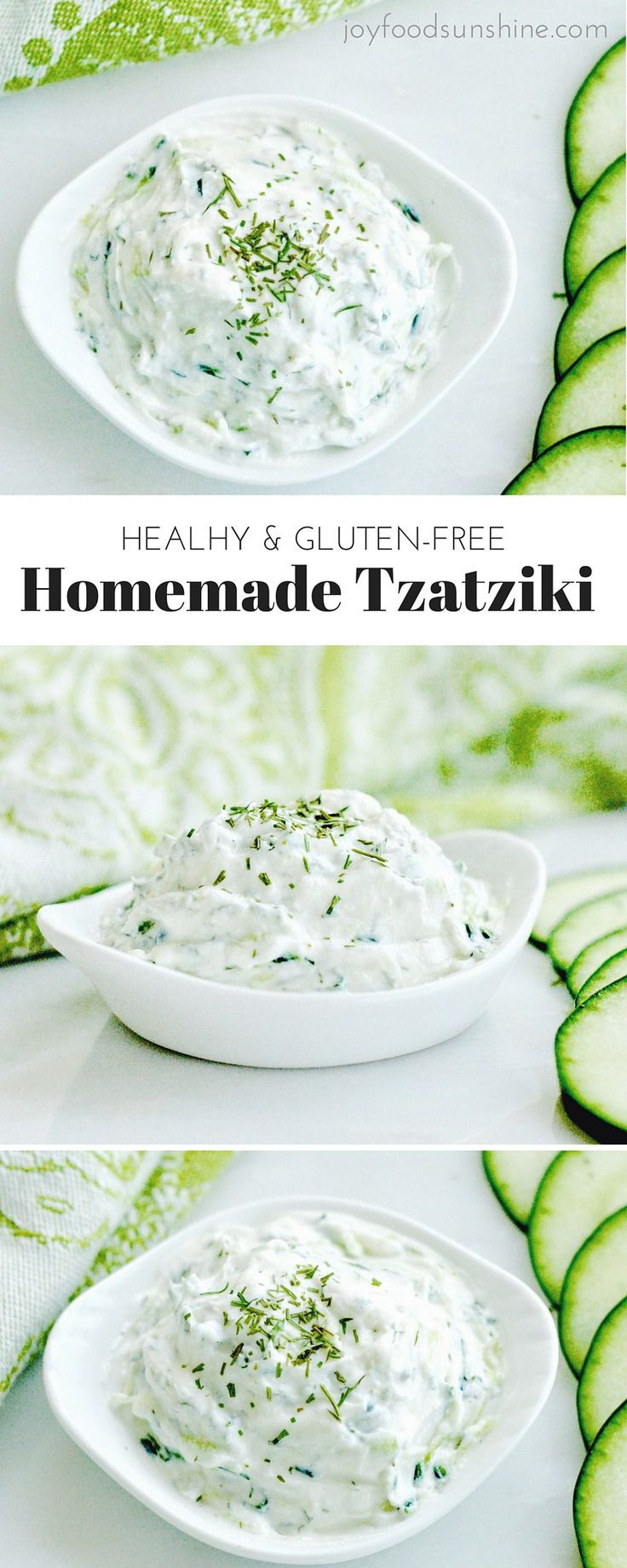 Is Tzatziki Sauce Healthy  Best 25 Tzatziki ideas on Pinterest