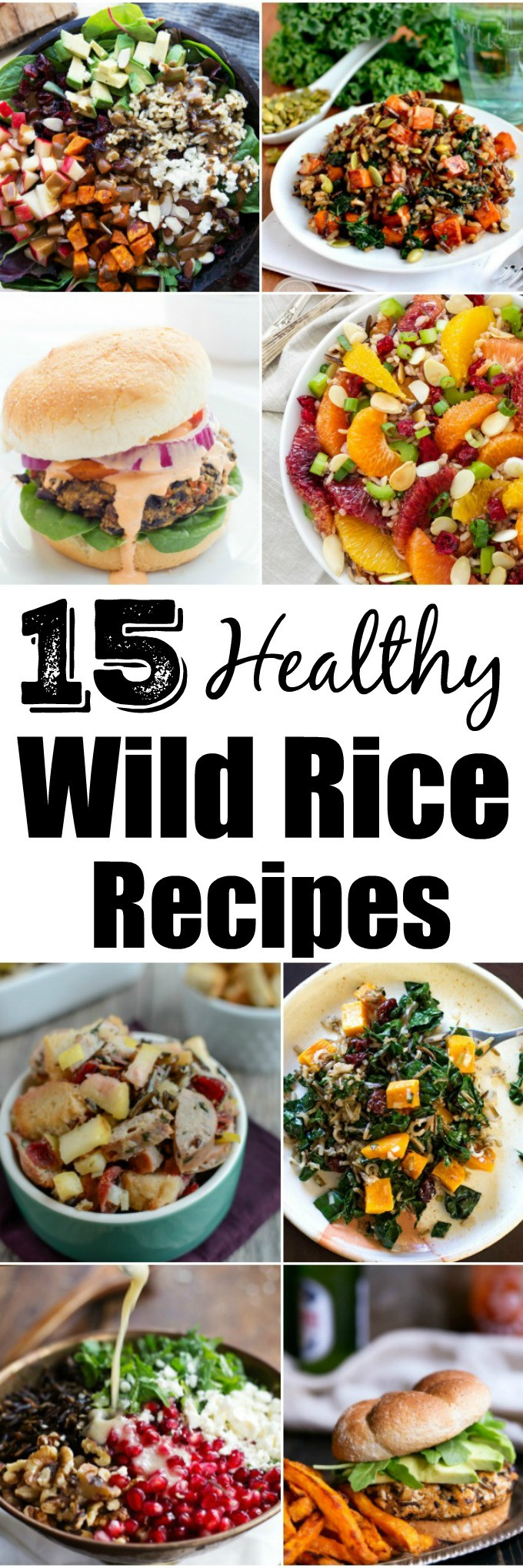 Is Wild Rice Healthy  15 Healthy Wild Rice Recipes