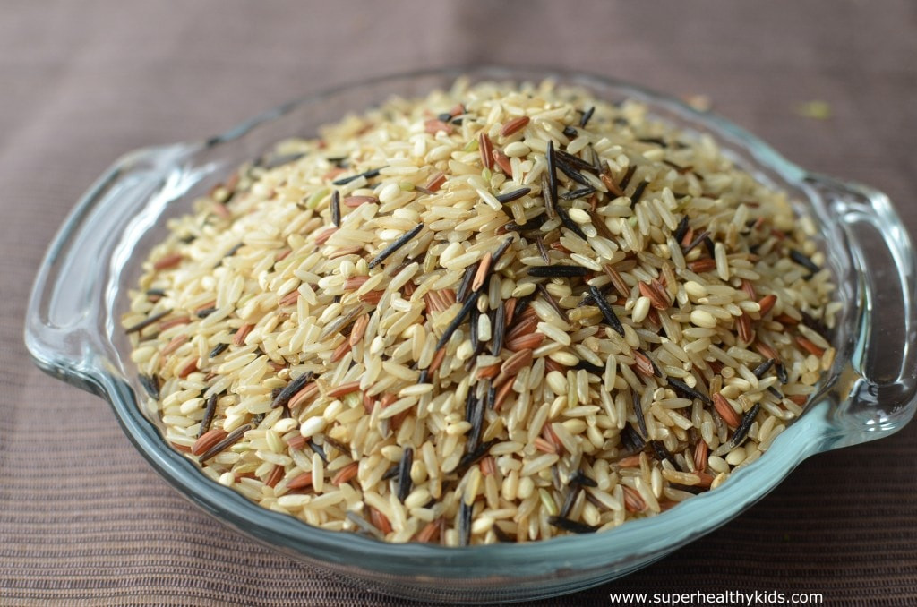 Is Wild Rice Healthy  Health Benefits of Wild Rice
