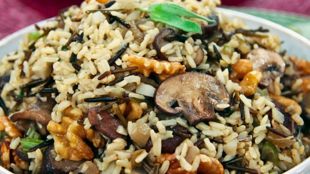 Is Wild Rice Healthy  Healthy Swap Wild Rice Stuffing Steven and Chris