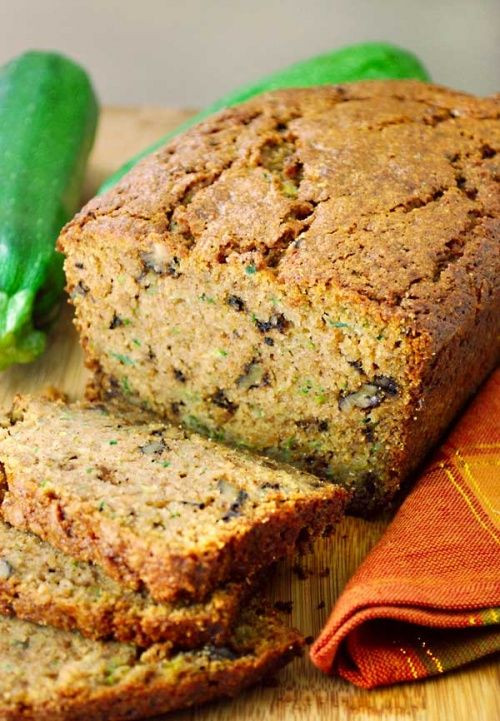 Is Zucchini Bread Healthy  17 Best images about low sodium snacks on Pinterest