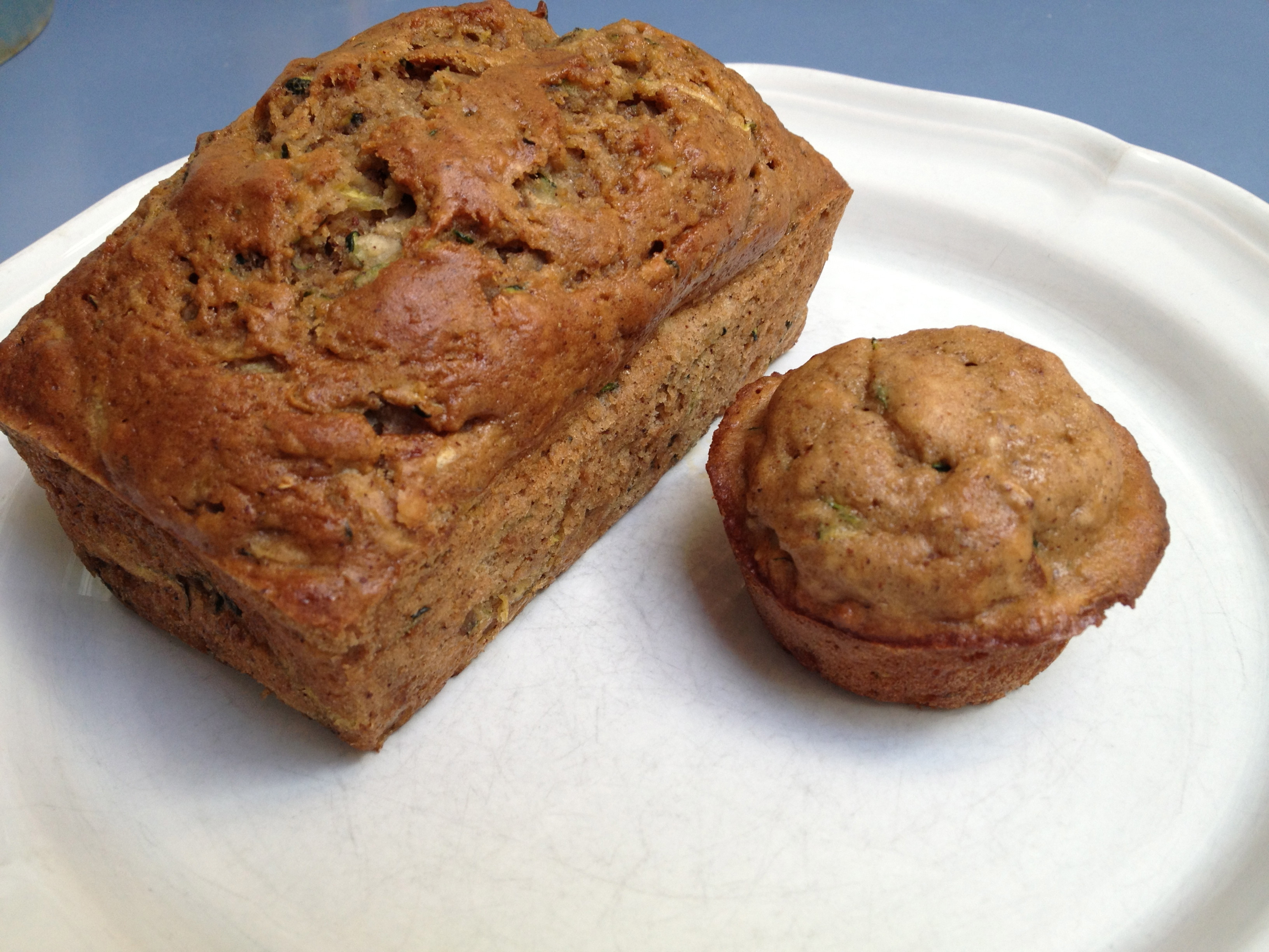Is Zucchini Bread Healthy  Zucchini Bread healthy style – Growing Weisser