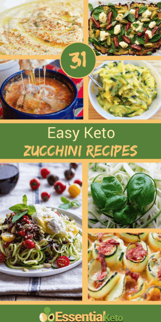 Is Zucchini Keto  31 Easy Keto Zucchini Recipes