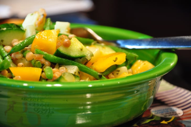 Israeli Vegetarian Recipes  Easy ve arian Israeli Couscous Recipe with Veggies