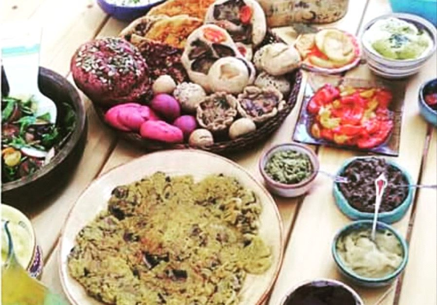 Israeli Vegetarian Recipes  Veganism set to top culinary trends of 2018 with Israel