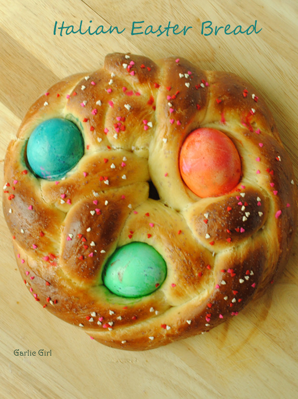 Italian Easter Bread Name  Easter Bread Recipes — Dishmaps