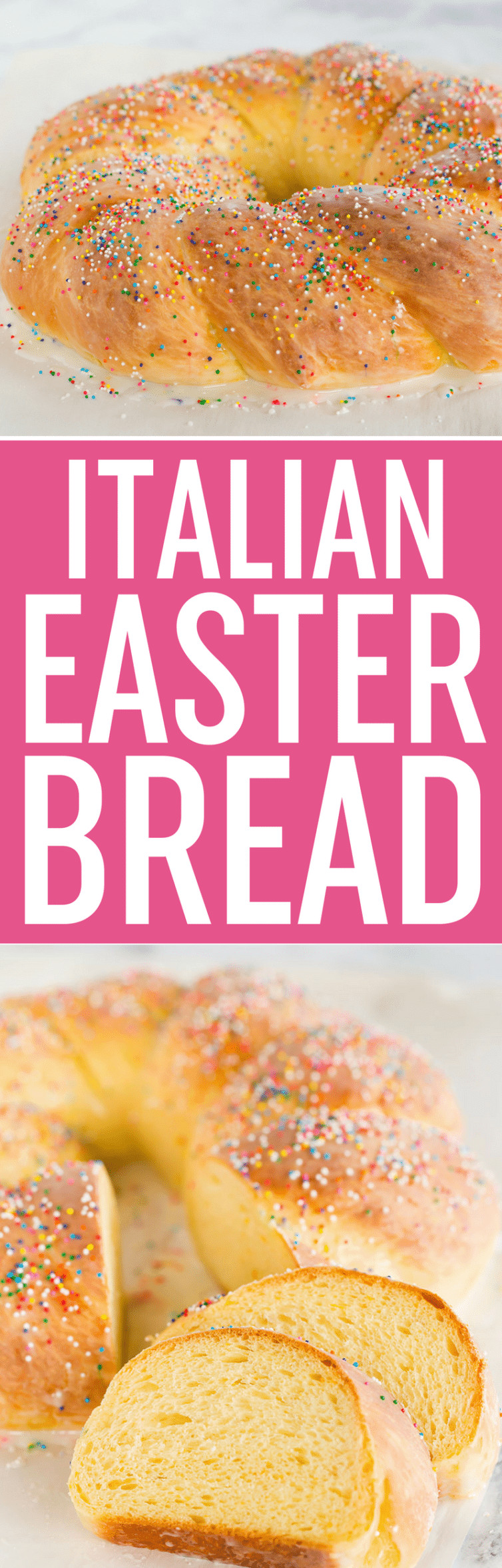 Italian Easter Bread Name  Italian Easter Bread Recipe