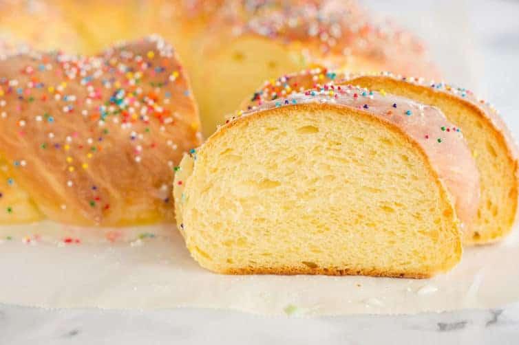 Italian Easter Bread With Anise  Italian Easter Bread Recipe