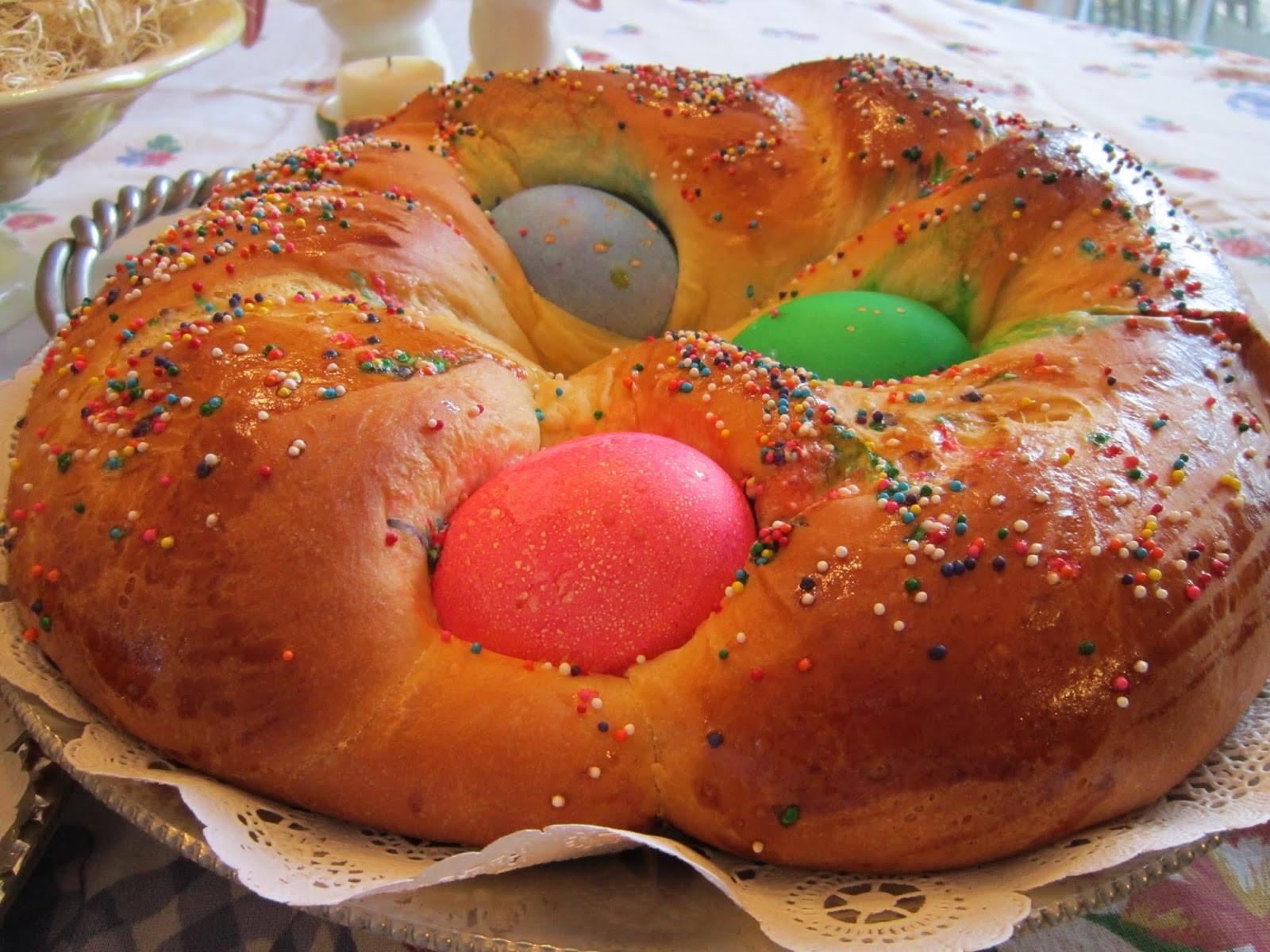 Italian Easter Bread With Meat  The Italian Next Door Easter Sweet Bread