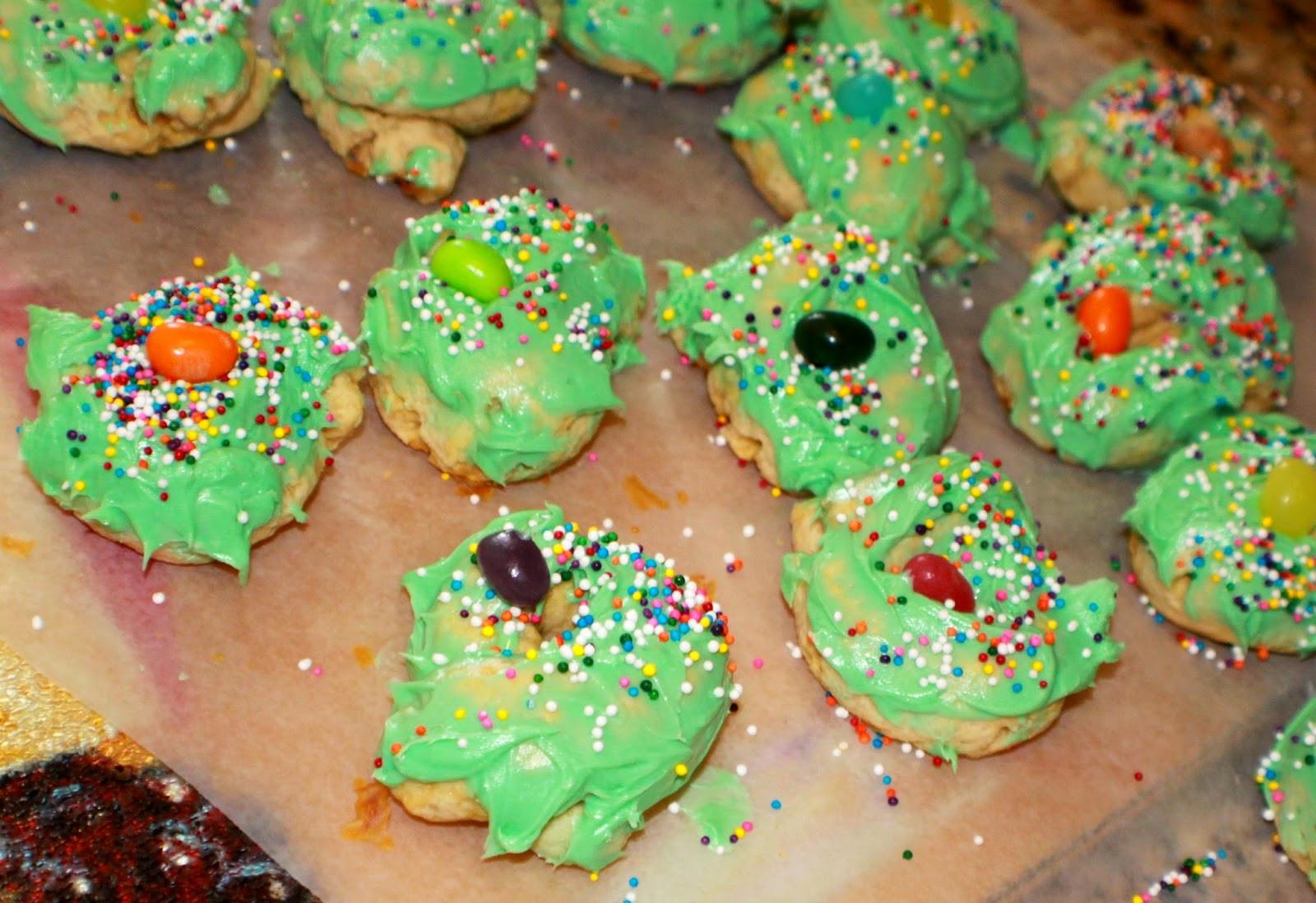 Italian Easter Cookie Recipes  Grandma s Italian Easter Cookie Recipe