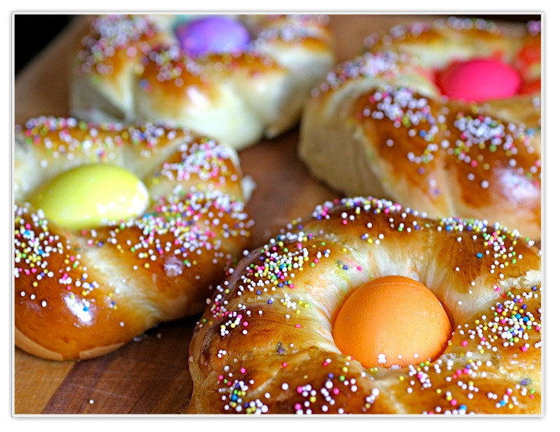 Italian Easter Recipes  The Thursday 13 – Easter Breads – 13 recipes – Grandmother