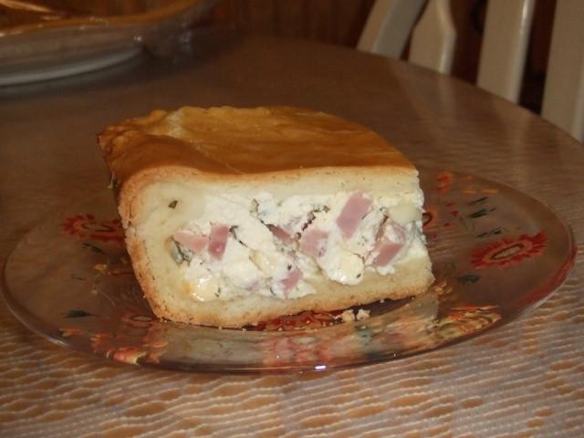 Italian Ham Pie Easter Recipe  Italian Easter Ham Pie Mouthwatering Recipes