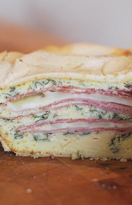 Italian Ham Pie Easter Recipe  italian easter meat pie pizzagaina