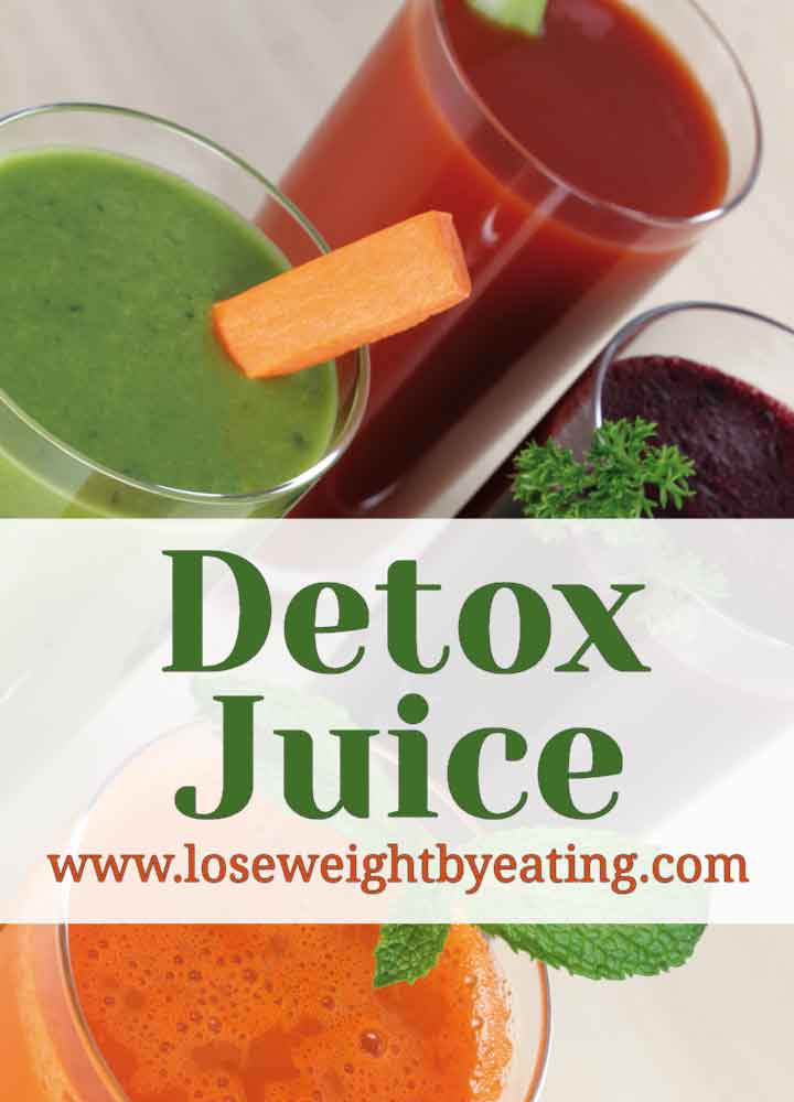Juice Recipes For Weight Loss And Detox  10 Detox Juice Recipes for a Fast Weight Loss Cleanse
