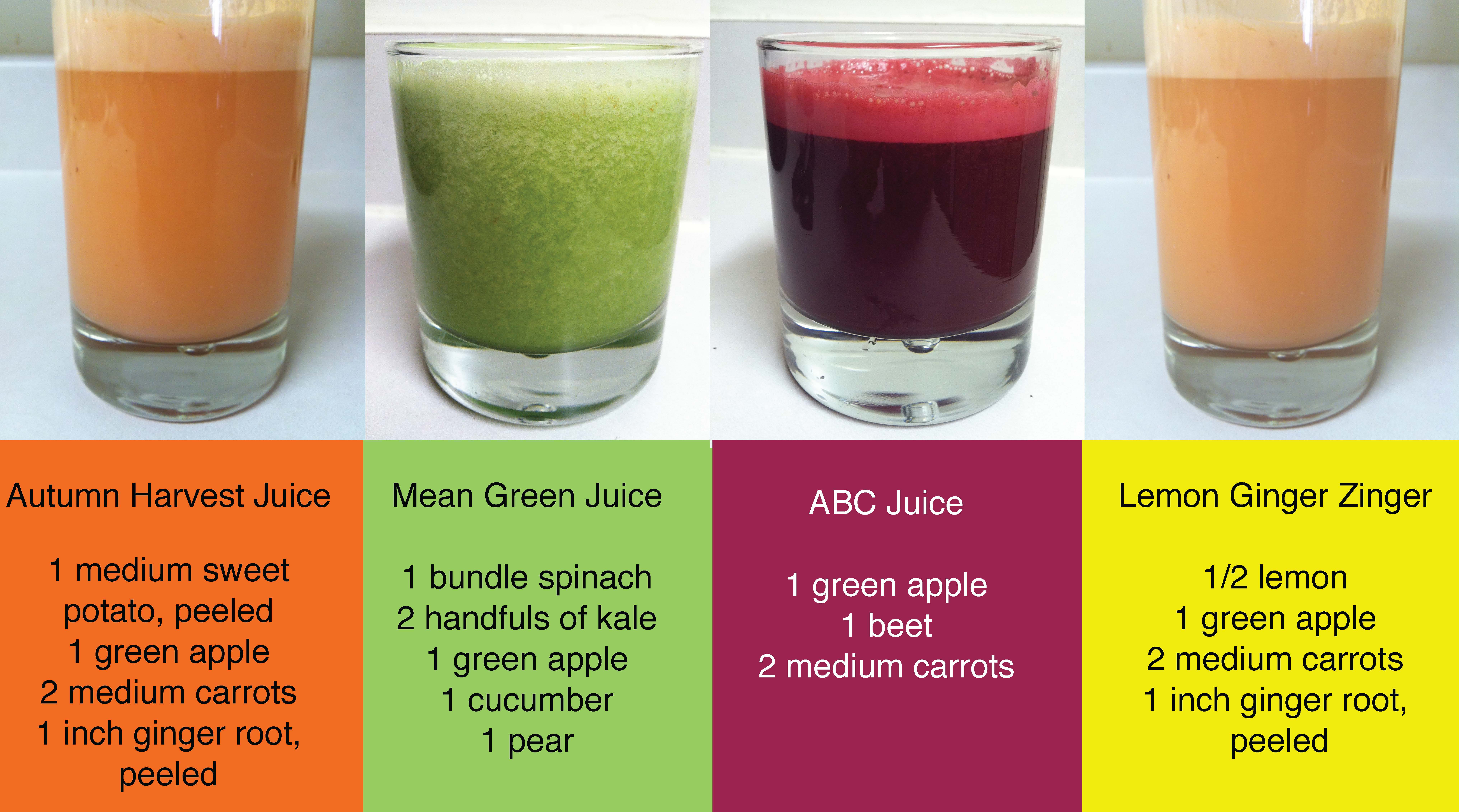 Juice Recipes For Weight Loss And Detox  Healthy Juice Recipes That Help You Lose Weight Fast