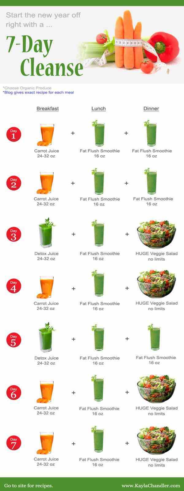 Juice Recipes For Weight Loss And Detox  Juicing Recipes for Detoxing and Weight Loss MODwedding