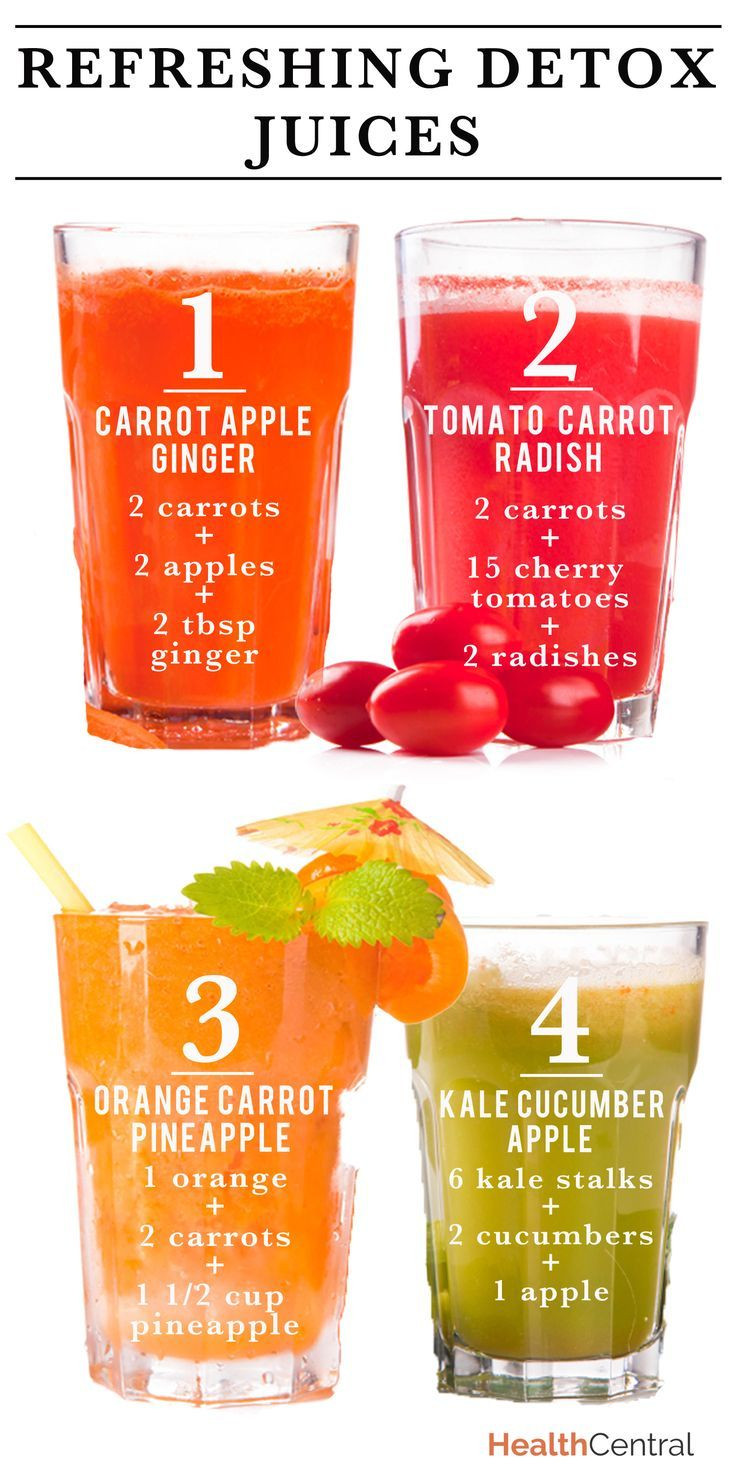 Juice Recipes For Weight Loss And Detox  Refreshing Detox Juices pins i love