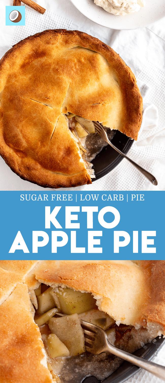 "Keto Apple Pie Filling  Keto Apple Pie Chayote ""Mock Apple"" Dessert"