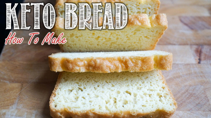 Keto Bread Machine Recipe  6 Low Carb Keto Bread Recipes That You Need