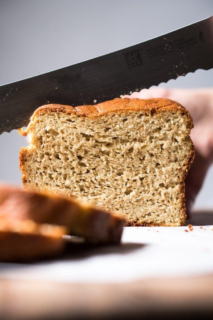 Keto Bread Machine Recipe  The Best Not Eggy Paleo Low Carb & Keto Bread