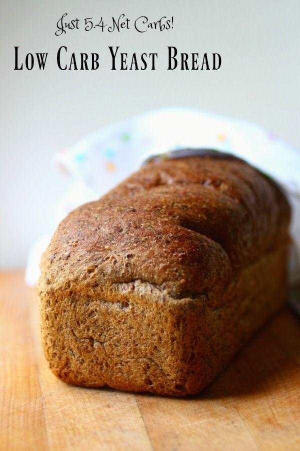 Keto Bread Machine Recipe  Low Carb Yeast Bread Keto Sandwich Bread lowcarb ology
