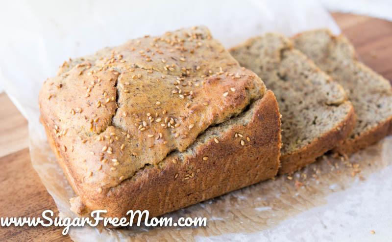 Keto Bread Machine Recipe  Keto Low Carb Coconut Flour Bread