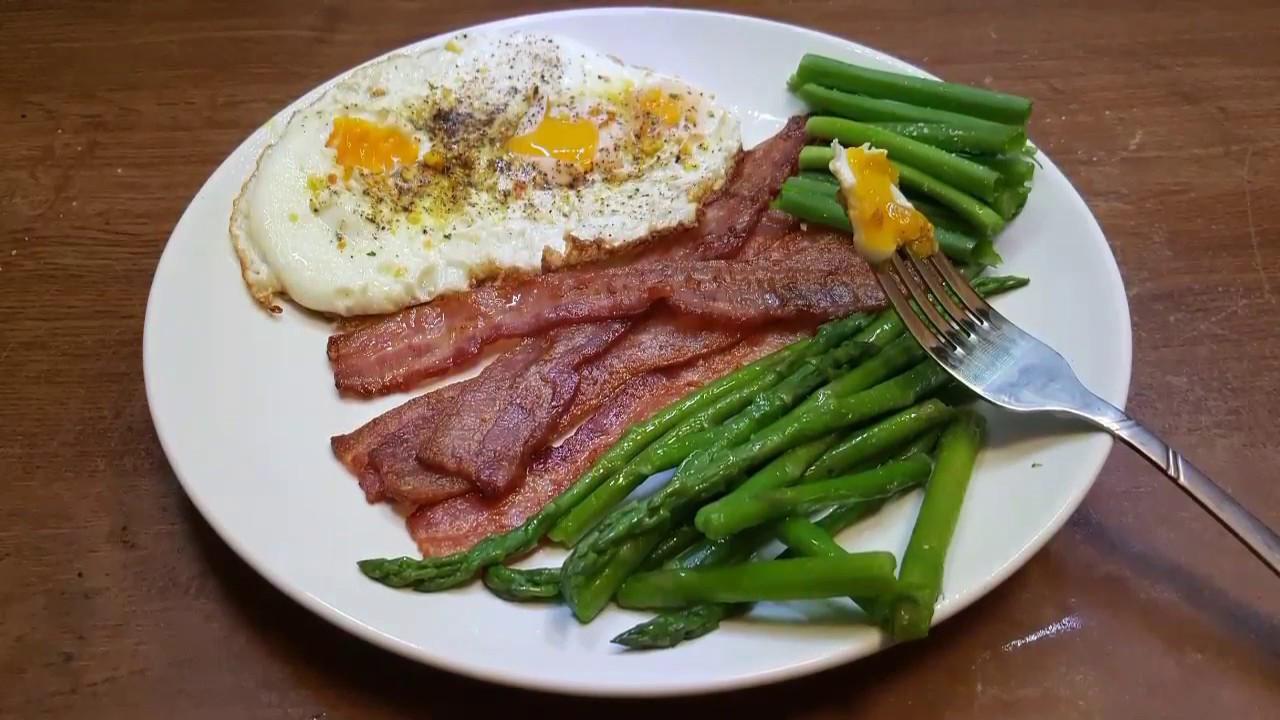 Keto Breakfast Ideas No Eggs  Keto How to Make Bacon and Eggs Keto Breakfast Step by