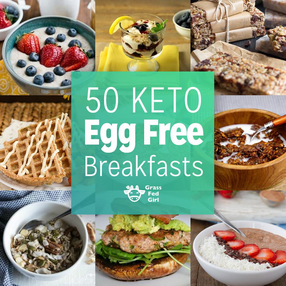Keto Breakfast Ideas No Eggs  Egg Free Low Carb and Keto Breakfasts