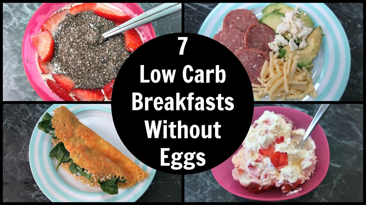 Keto Breakfast Ideas No Eggs  7 Low Carb Breakfast Without Eggs Easy Keto Breakfasts