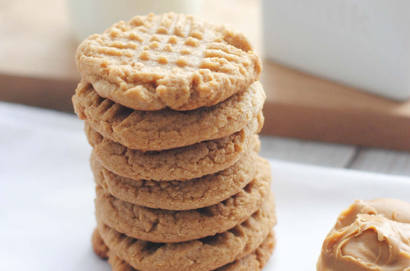 Keto Butter Cookies  Craft Create Cook Keto 3 Ingre nt Peanut Butter