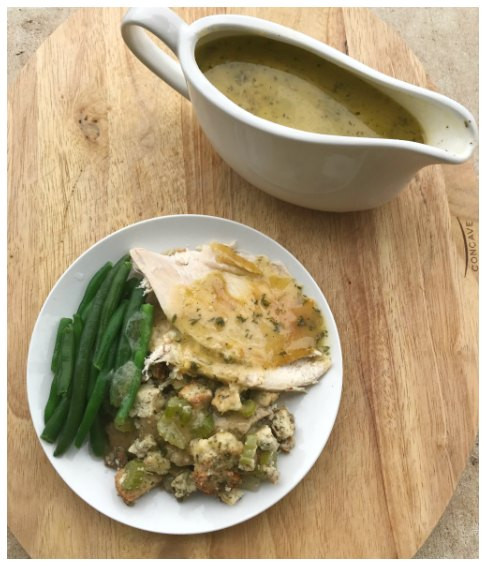 Keto Chicken Gravy  Keto Turkey Gravy Recipe iSaveA2Z