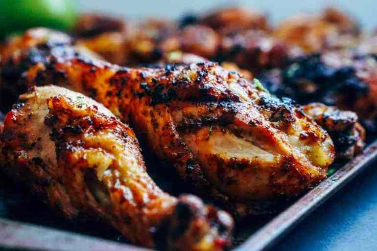 Keto Chicken Legs  Chili Lime Chicken Drumsticks with Avocado Oil [Recipe