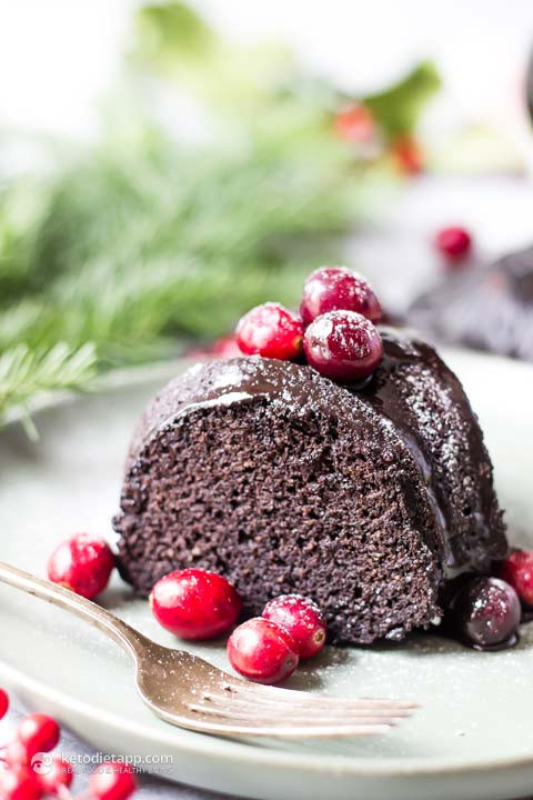 Keto Chocolate Zucchini Cake  Keto Chocolate Zucchini Bundt Cake