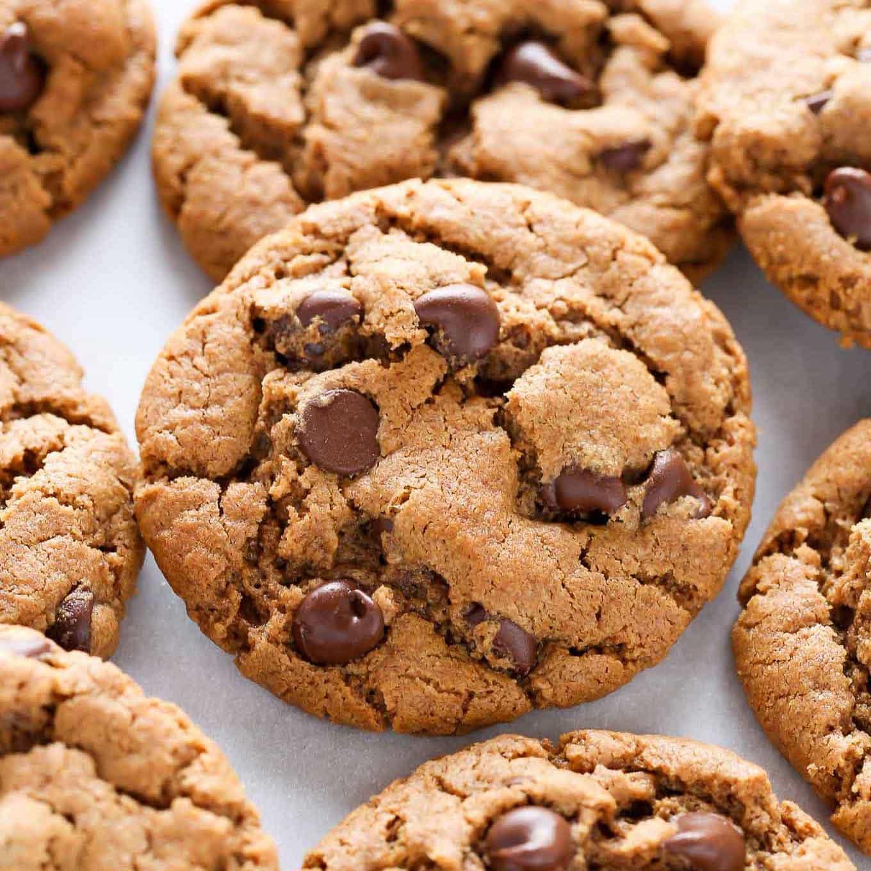 Keto Coconut Flour Peanut Butter Cookies  almond flour peanut butter cookies keto