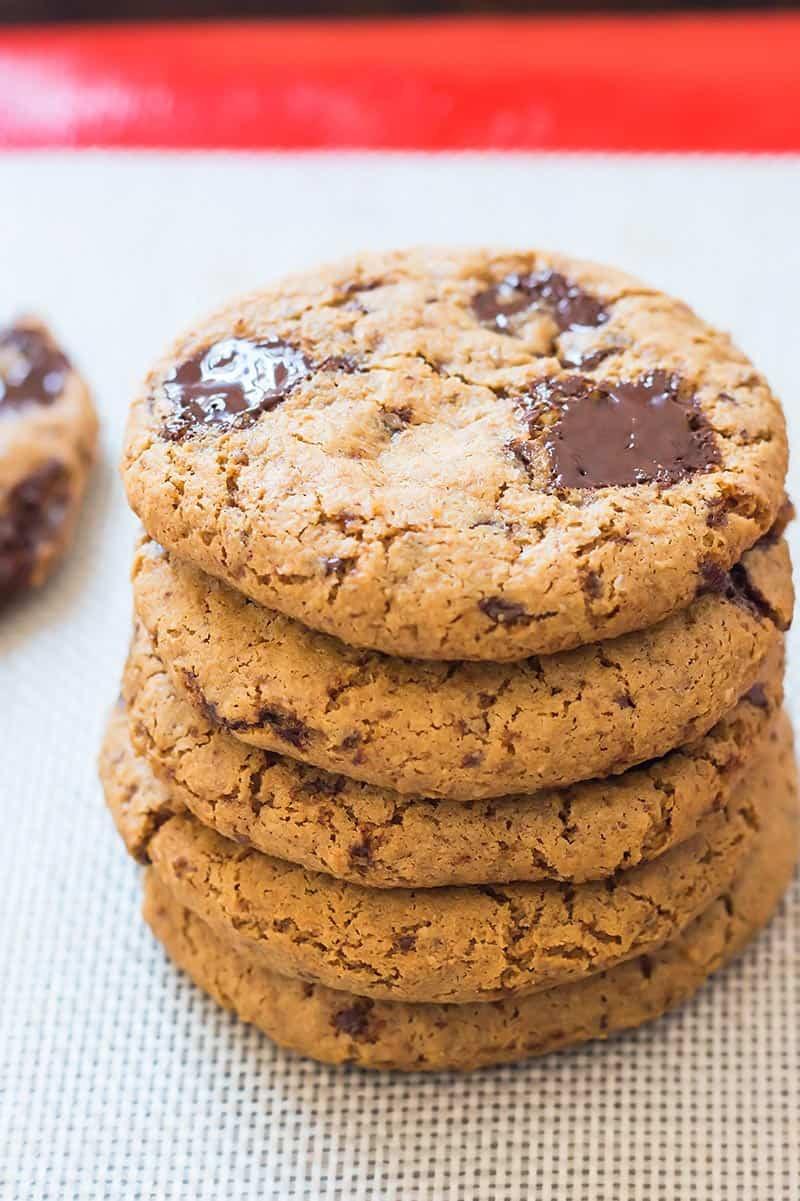 Keto Coconut Flour Peanut Butter Cookies  low carb peanut butter cookies coconut flour