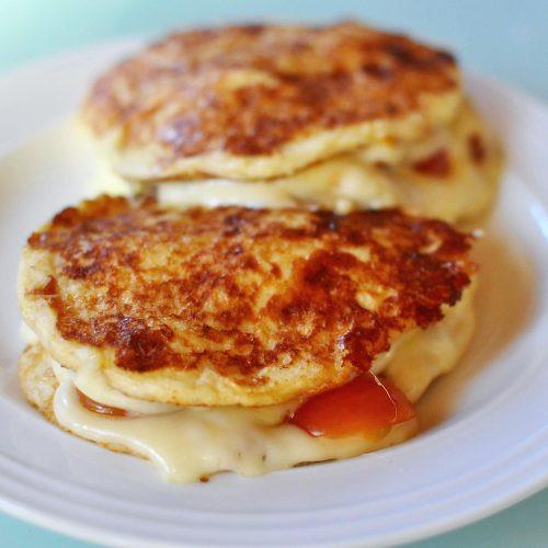 Keto Cottage Cheese Pancakes  Cottage Cheese Keto Pancakes Just 3 ingre nts
