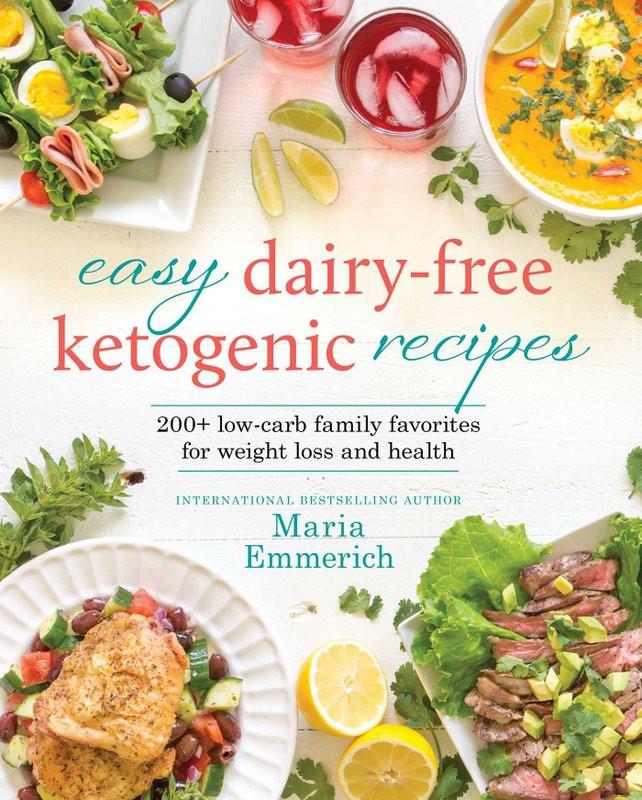 Keto Dairy Free Recipes  Easy Dairy Free Ketogenic Recipes Maria Mind Body Health