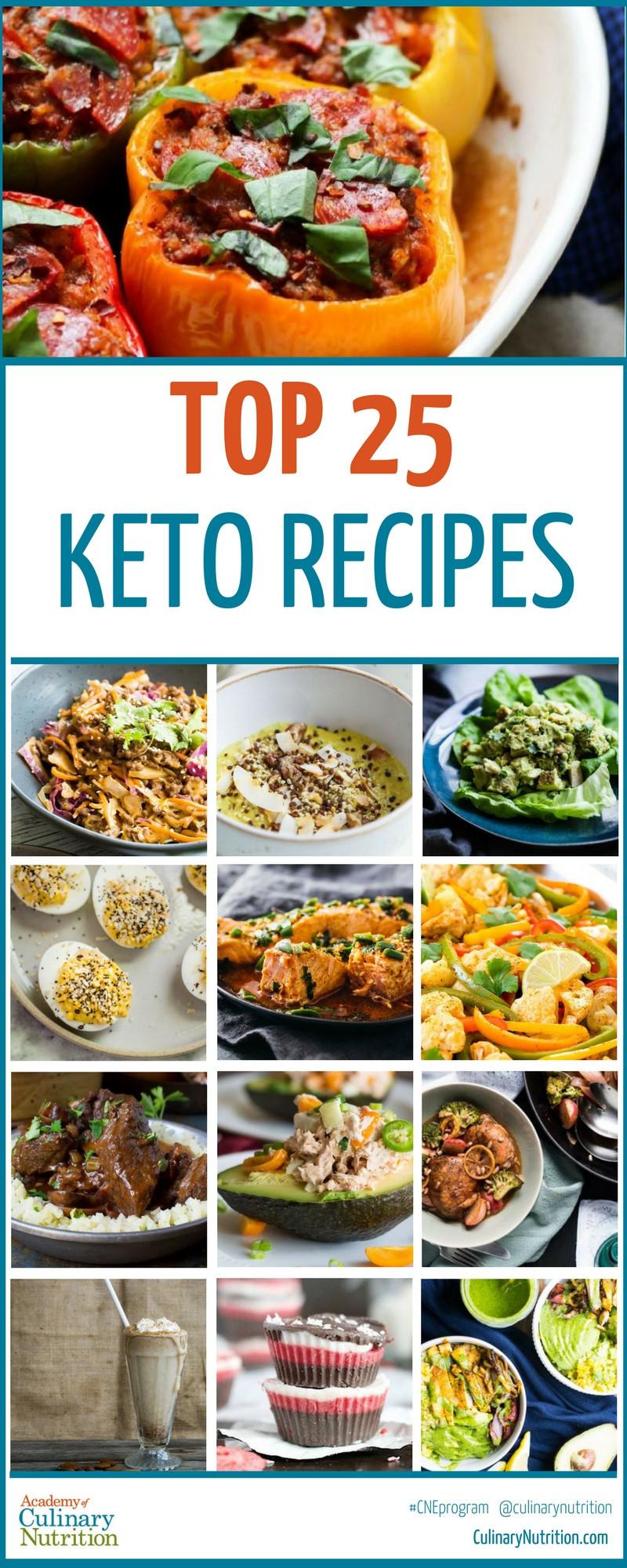Keto Dairy Free Recipes  Top 25 Keto Recipes