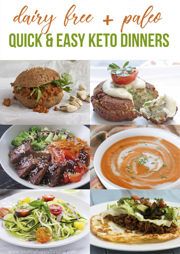 Keto Dairy Free Recipes  Healthy Happy Thriving – Enjoy every moment Healthy Happy