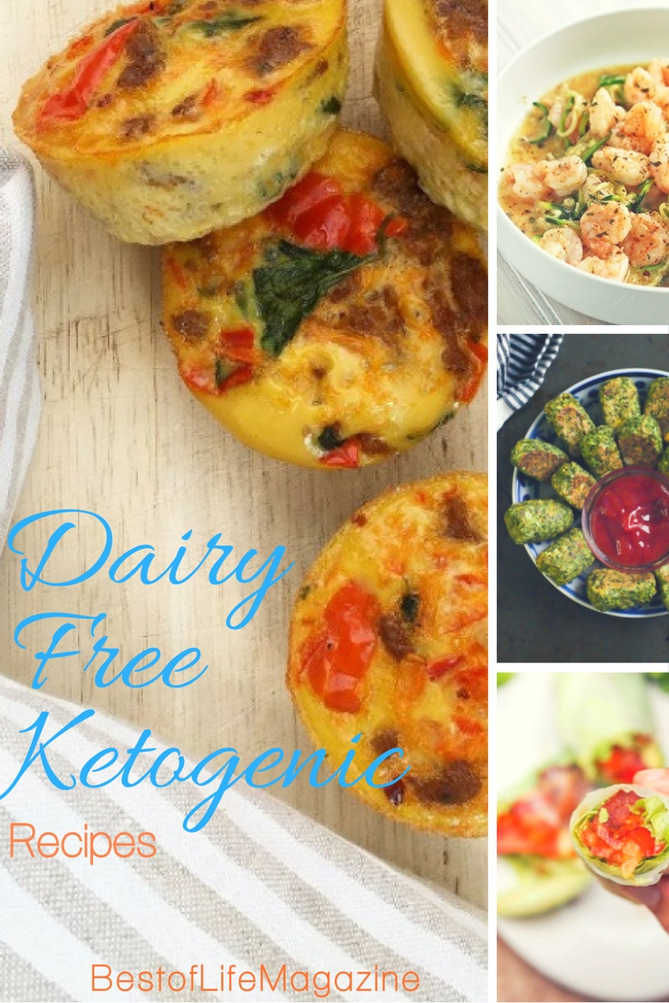Keto Dairy Free Recipes  Dairy Free Ketogenic Recipes to Enjoy