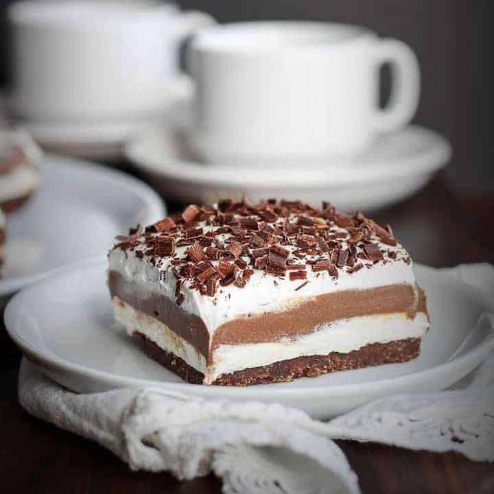 Keto Desserts Easy  Easy No Bake Low Carb Desserts