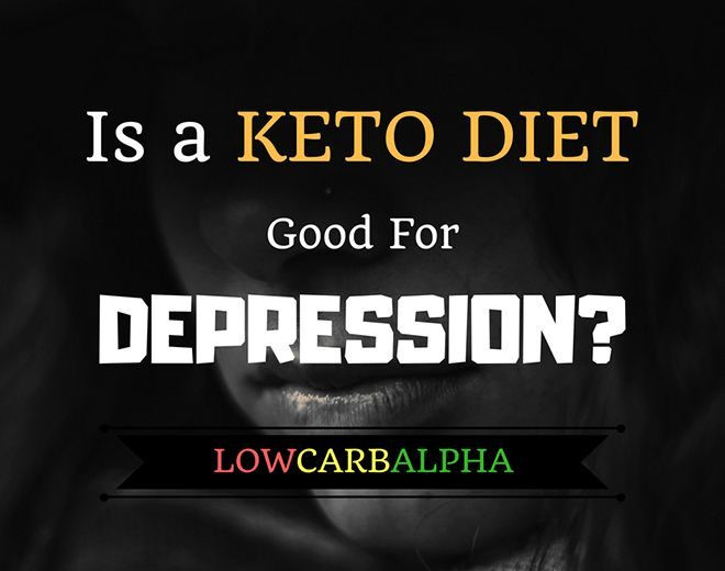 Keto Diet And Anxiety  The Ketogenic Diet for Depression and Anxiety