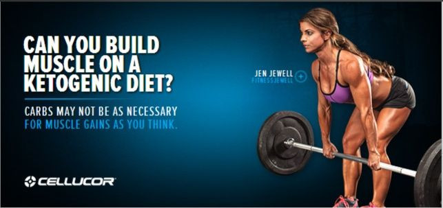 Keto Diet And Building Muscle  Can You Build Muscle A Ketogenic Diet