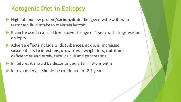 Keto Diet And Epilepsy  Seizure in children