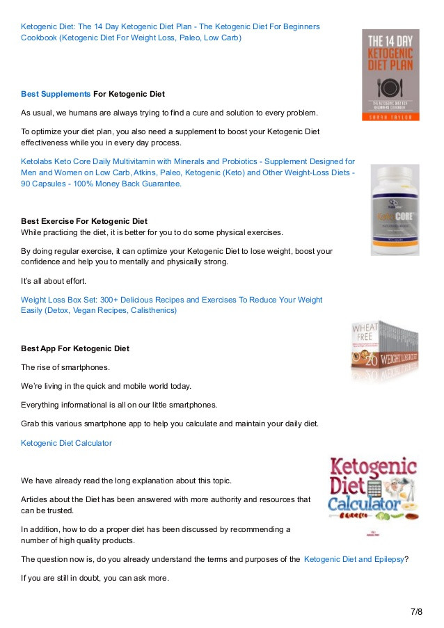 Keto Diet And Epilepsy  Ketogenic Diet and Epilepsy Treatment Recipes and Diet