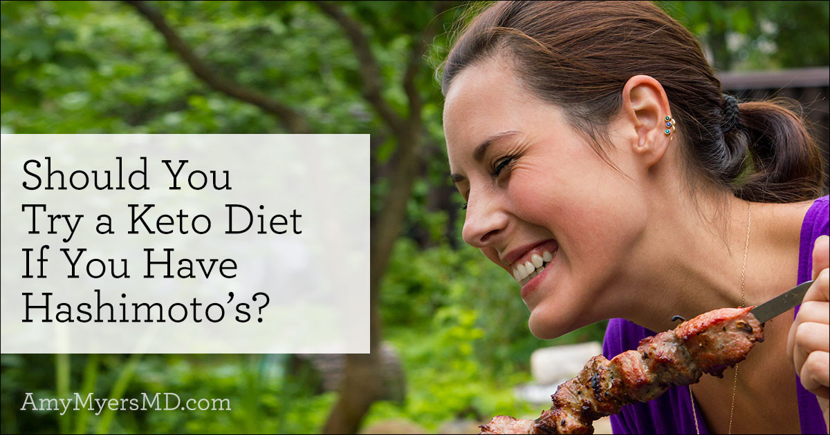 Keto Diet And Thyroid  THYROID AND HORMONES Archives Amy Myers MD
